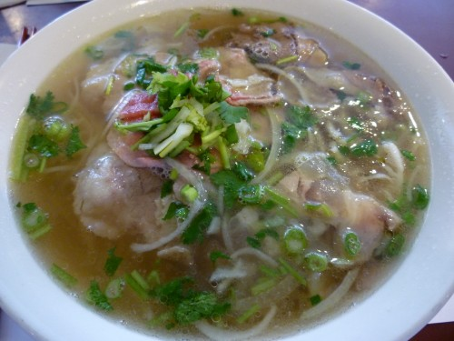 Post image for This noodle is pho real – Restaurant Pho Lien