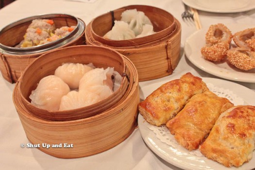 Shut Up and Eat How to Dim Sum