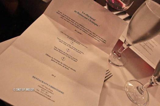 Montreal en Lumiere - Restaurant Christophe