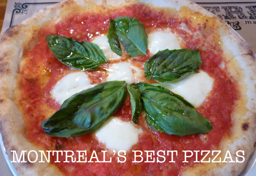 Montreal's best pizza