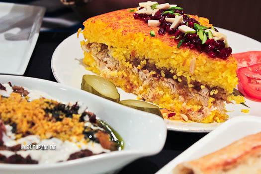 Shiraz Restaurant Montreal