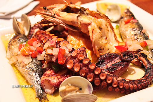 Portuguese Food on the Corner - Restaurant O Cantinho - Shut up and eat