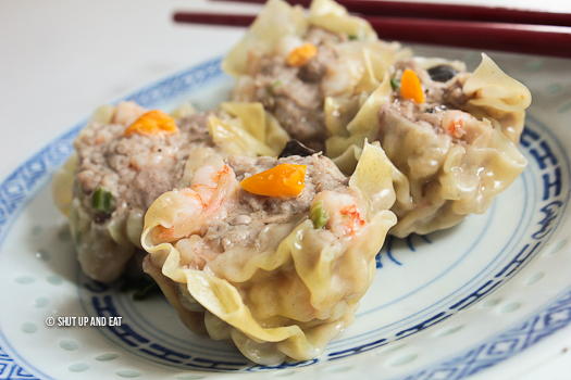asian cafe shrimp shumai at patong dim sum steamed shrimp shumai ...