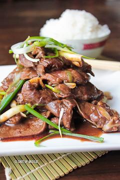 Mongolian Beef-5