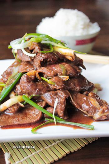 Mongolian Beef-6