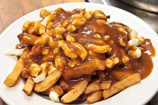 What does your poutine say about you?