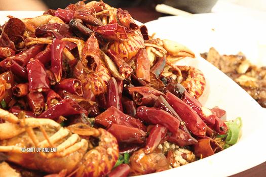 Crawfish Restaurant In Louisiana Near Atchafalaya