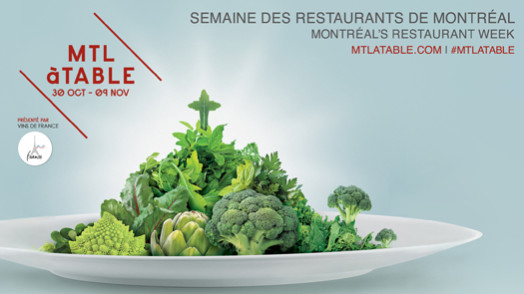 Taste MTL / MTL à Table