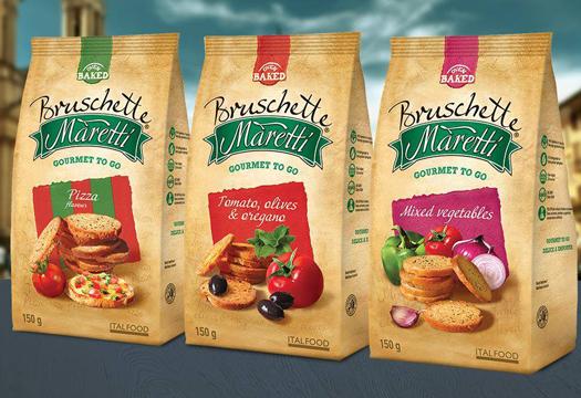 Maretti Snacks - Bruschette
