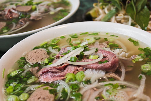 The Best Pho in Montreal