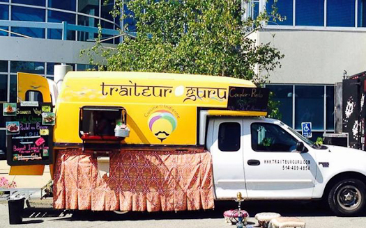 Indian Food Truck Saint Genis Pouilly