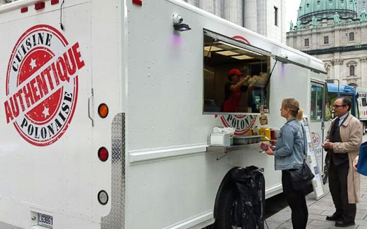 Montreal Food Truck