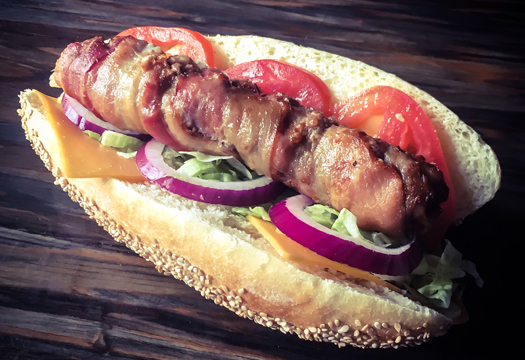 Image Result For Hamburger Wrapped