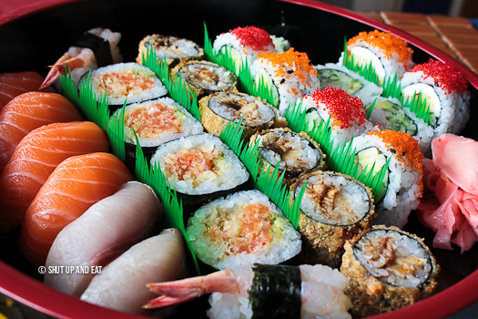 Tie Sushi All You Can Eat Thai And Japanese Restaurant