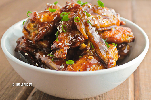 Philips Air Fryer - Shut Up and Eat General Tao Wings Recipe
