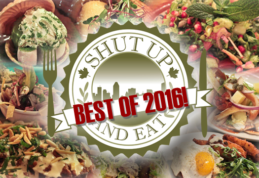 Best bites of 2016