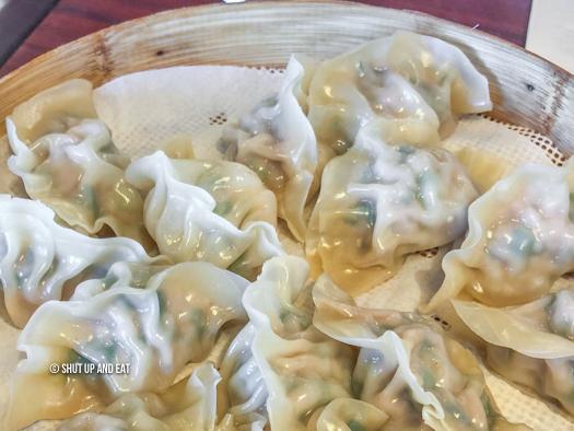 Dumplings Hinata