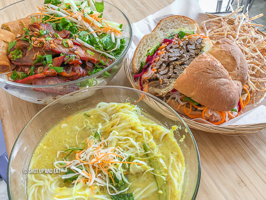 Post image for Sandwiches, noodles, rice and more – SAK's Sandwicherie